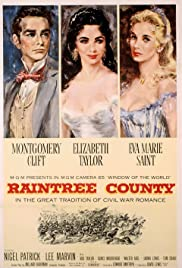 Raintree County (1957) Poster - Movie Forum, Cast, Reviews
