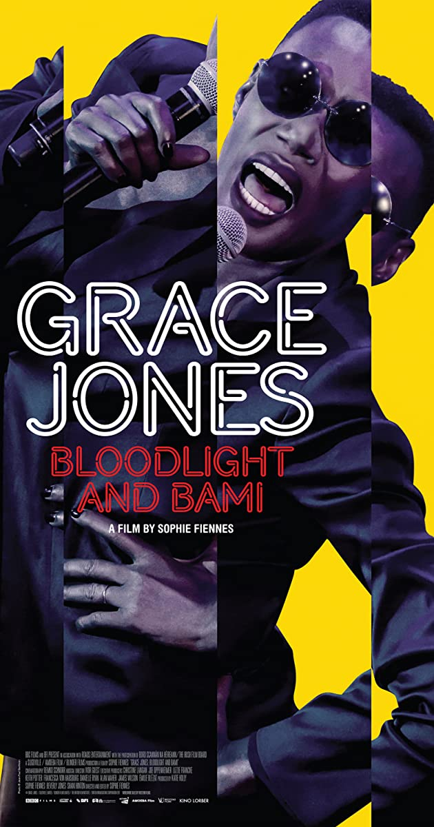 Subtitle of Grace Jones: Bloodlight and Bami
