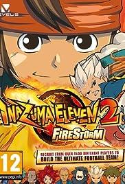 Inazuma Irebun 2: Kyoui no Shinryakusha: Fire Poster