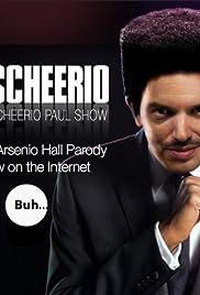 The ArScheerio Paul Show Poster