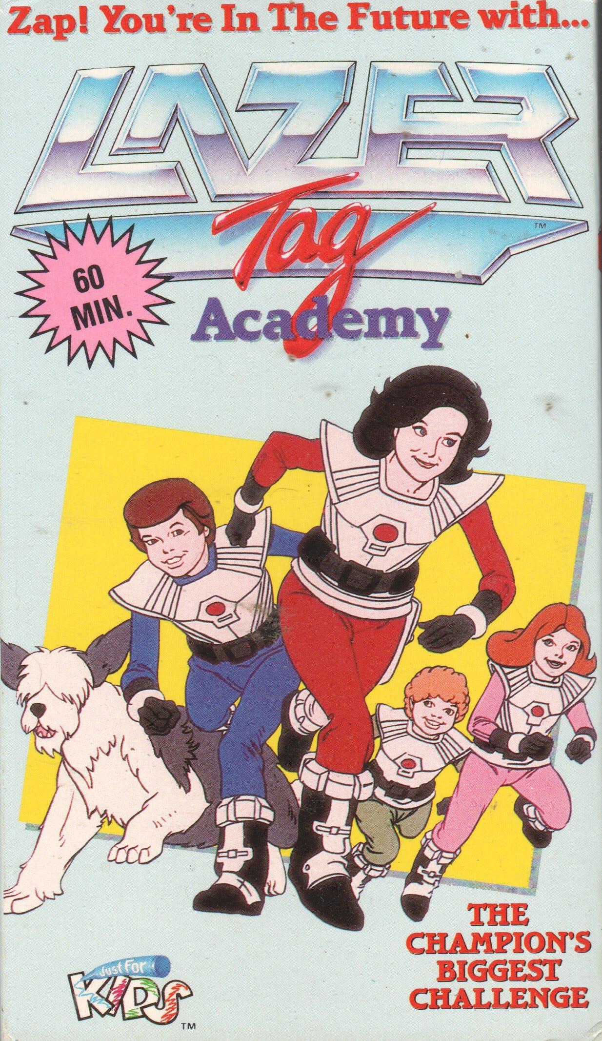 FRANCISCA: Lazer tag academy