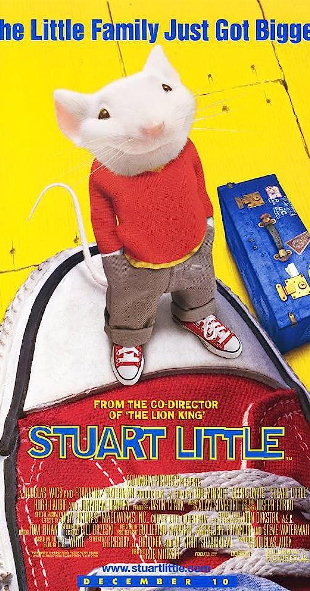 Stuart Little (1999) - IMDb