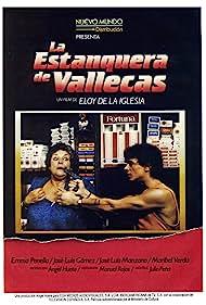 José Luis Manzano and Emma Penella in La estanquera de Vallecas (1987)