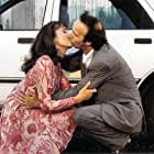 Roberto Benigni and Nicoletta Braschi in Il mostro (1994)