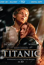 Reflections on Titanic Poster