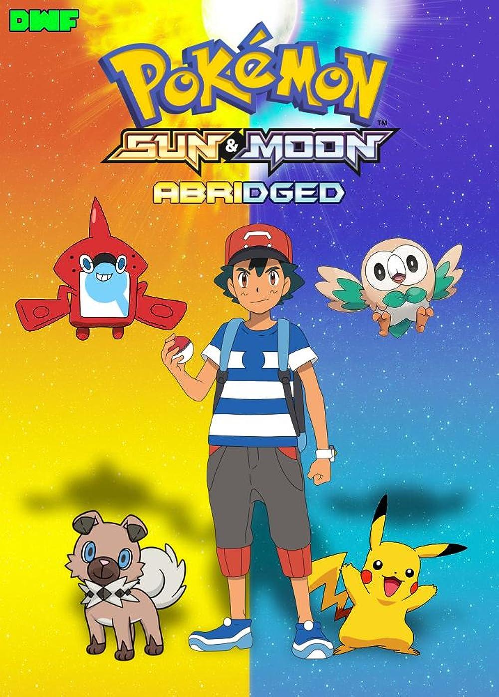 Pokemon Season 20: Sun & Moon in Hindi Dubbed