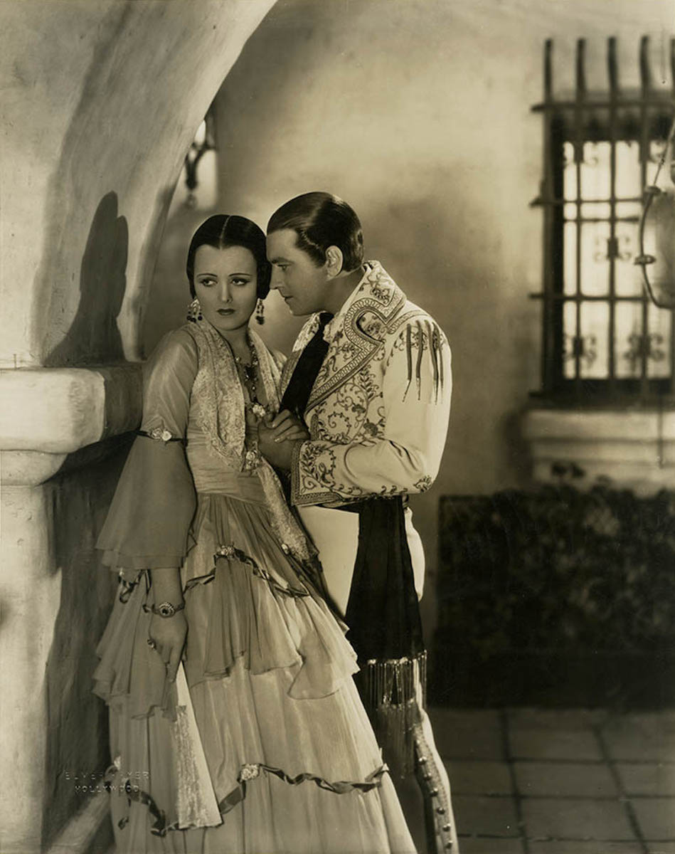 Mary Astor and Richard Barthelmess in The Lash (1930)