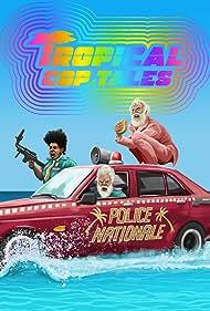 Carl Solomon in Tropical Cop Tales (2018)