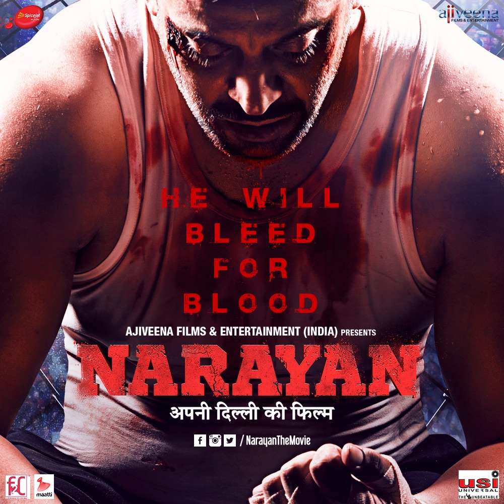 Narayan 2017 HDTVRip Hindi 720p x264 AAC