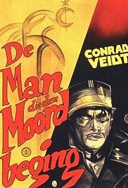 Der Mann, der den Mord beging Poster