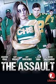 Makenzie Vega in The Assault (2014)
