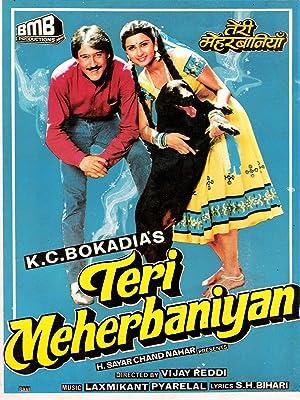 Jackie Shroff Teri Meherbaniyan Movie