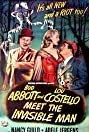 Bud Abbott Lou Costello Meet the Invisible Man