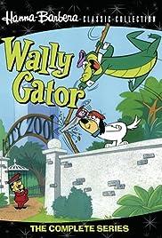 Wally Gator Poster - TV Show Forum, Cast, Reviews