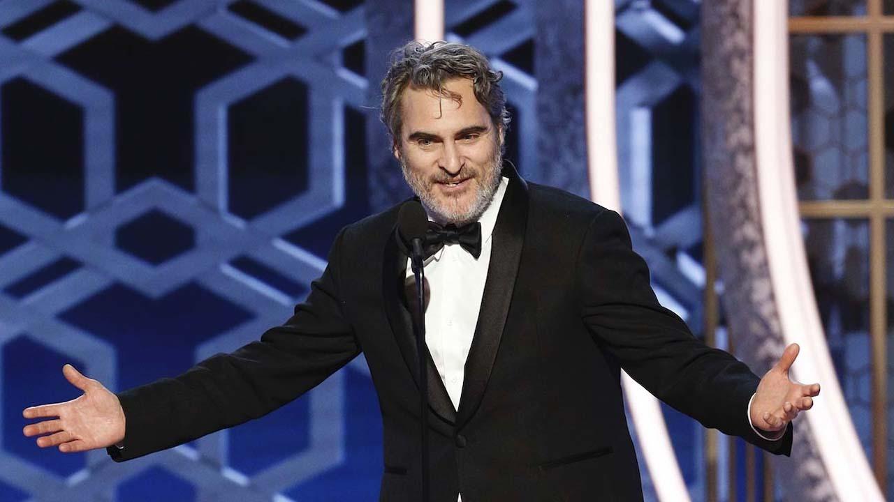 Joaquin Phoenix in Salty Cracker (2015)