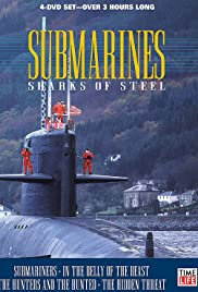 Submarines: Sharks of Steel Poster