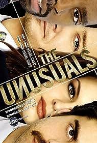 Adam Goldberg, Harold Perrineau, Jeremy Renner, and Amber Tamblyn in The Unusuals (2009)