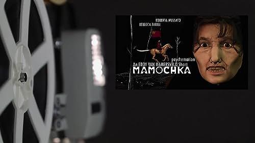 Mamochka's Amazon release promo