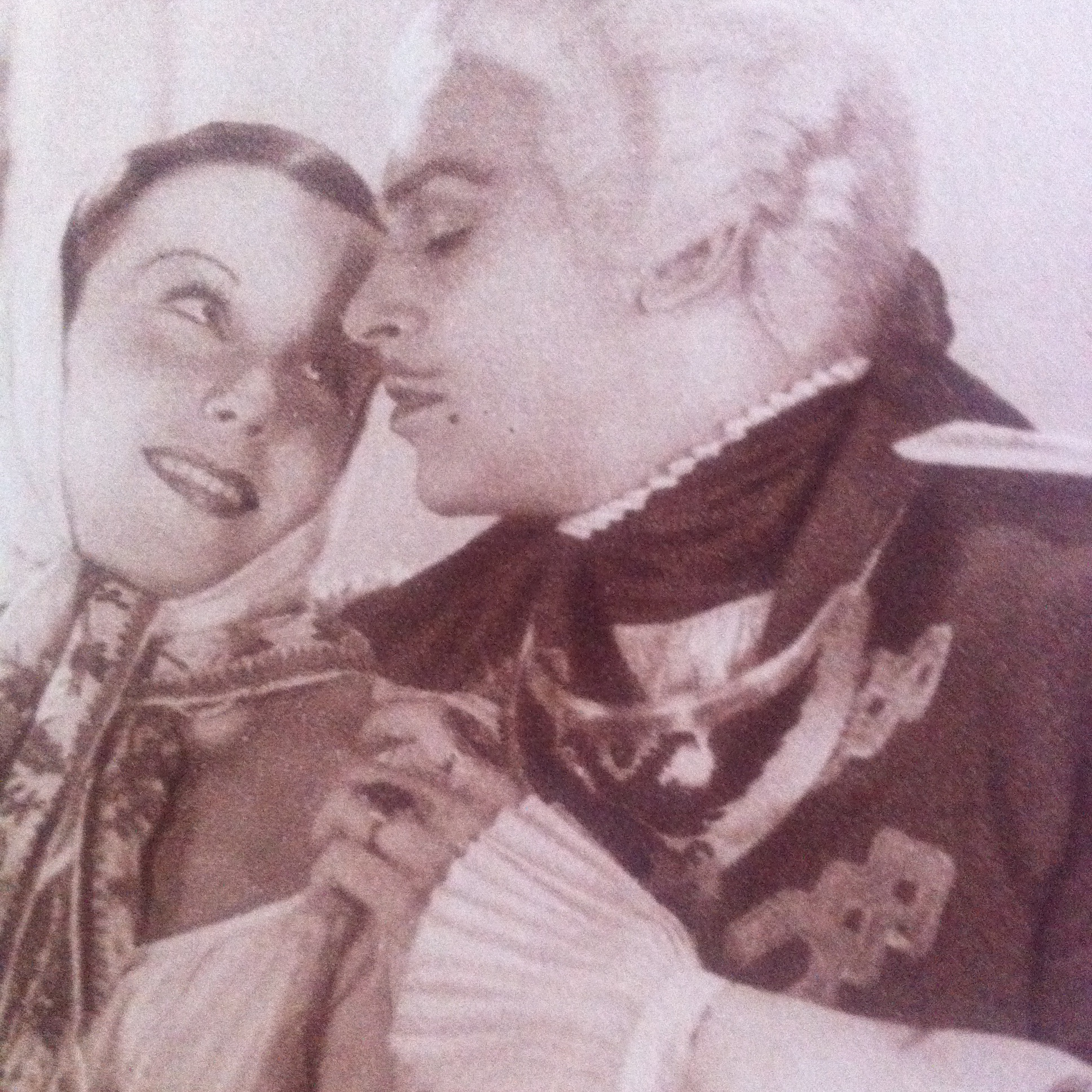 Douglas Fairbanks Jr. and Joan Gardner in The Rise of Catherine the Great (1934)