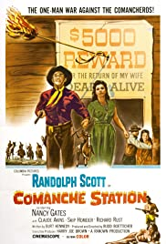Comanche Station (1960) Poster - Movie Forum, Cast, Reviews