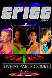 Spice Girls: The Live One Poster