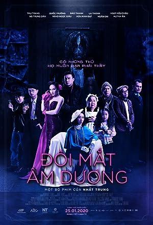 Doi Mat Am Duong film Poster