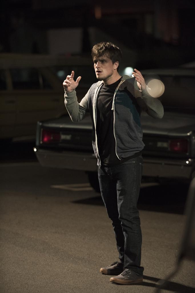 IMDb Seen: Josh Hutcherson - IMDb