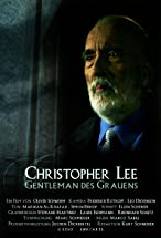 Primary image for Christopher Lee - Gentleman des Grauens