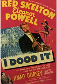 Eleanor Powell, Red Skelton, and Jimmy Dorsey and His Orchestra in I Dood It (1943)