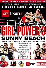 Girl Power Kickboxing Poster