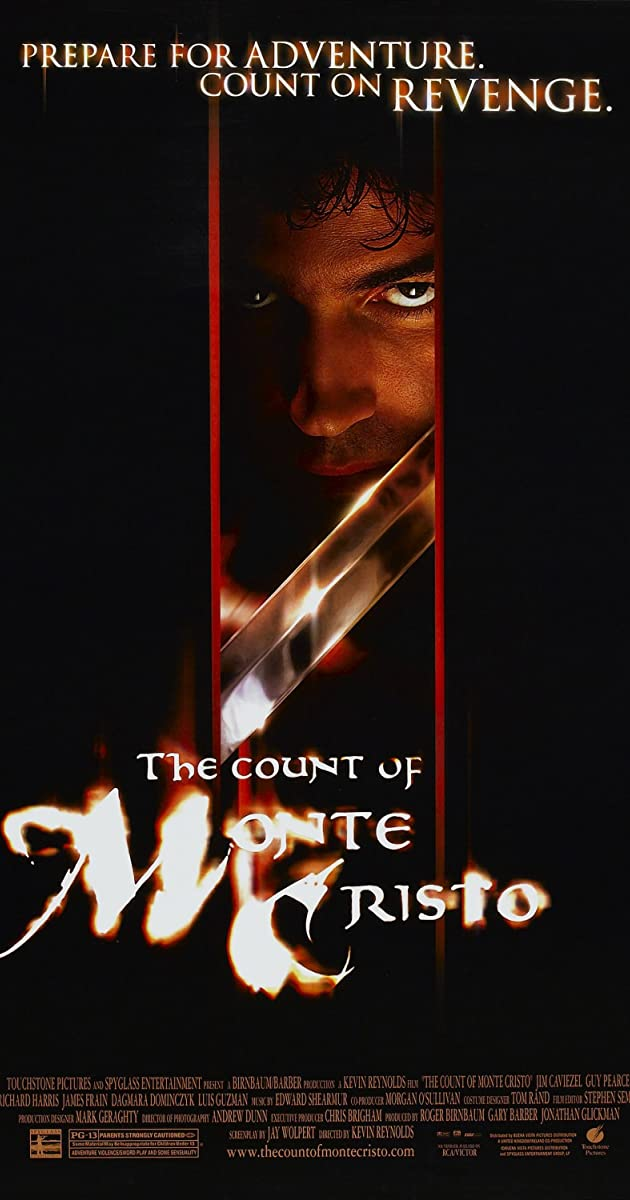 Watch Full HD Movie The Count of Monte Cristo (2002)