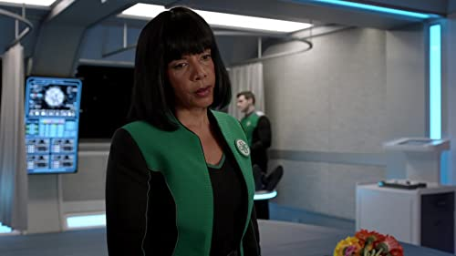 The Orville: Yaphit Professes His Love For Dr. Claire