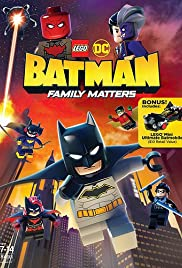 LEGO DC: Batman - Family Matters (2019) Streaming VF
