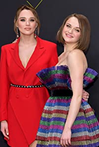 Hunter King and Joey King at an event for The E! People's Choice Awards (2019)