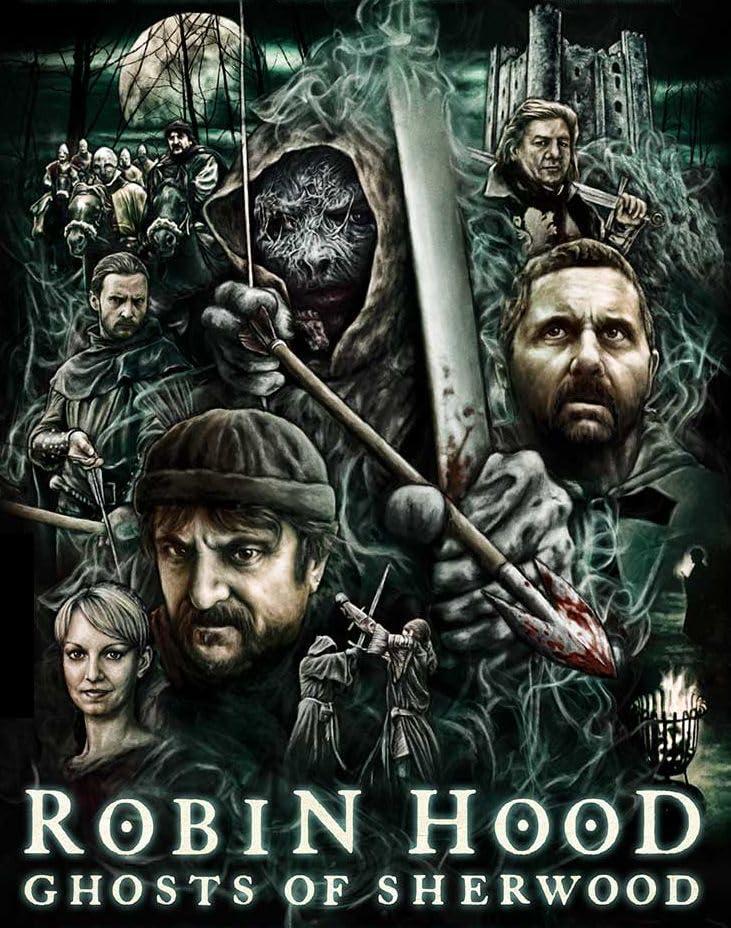 Robin Hood: Ghosts of Sherwood (2012) Hindi Dubbed
