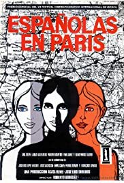 Españolas en París Poster