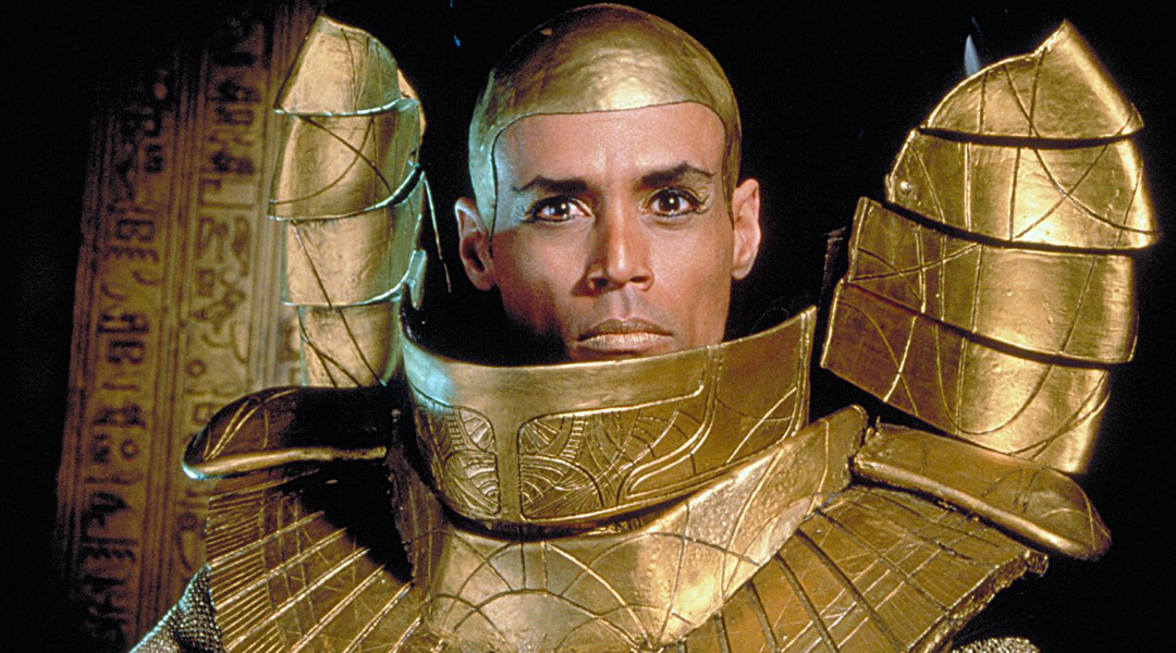 Peter Williams in Stargate SG-1 (1997)