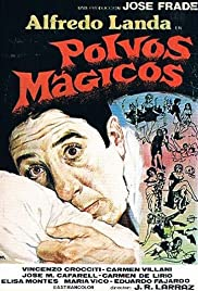 Polvos mágicos (1983) with English Subtitles on DVD on DVD