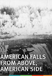 American Falls from Above, American Side Poster
