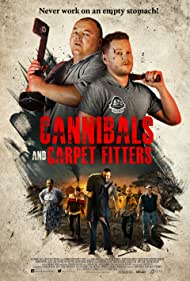 Darren Sean Enright and Richard Lee O'Donnell in Cannibals and Carpet Fitters (2017)