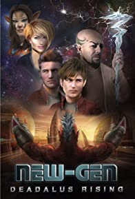 Primary photo for New-Gen: Deadalus Rising