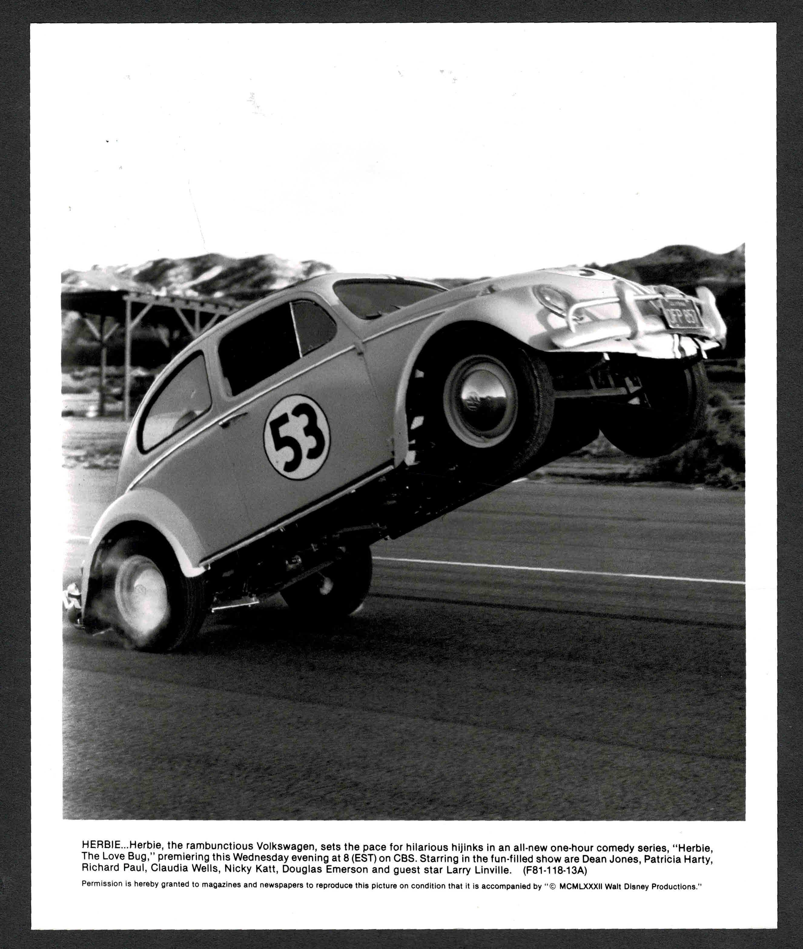 Herbie, the Love Bug (1982)