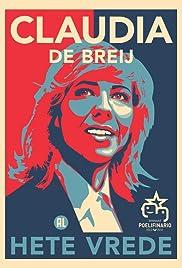 Claudia de Breij: Hete vrede Poster