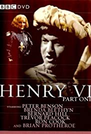 The First Part of Henry the Sixth Poster