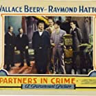 Wallace Beery, William Powell, Raymond Hatton, and Arthur Housman in Partners in Crime (1928)