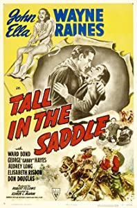 Dvd movie downloads for free Tall in the Saddle [320x240]