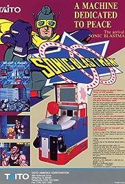 Sonic Blast Man Poster