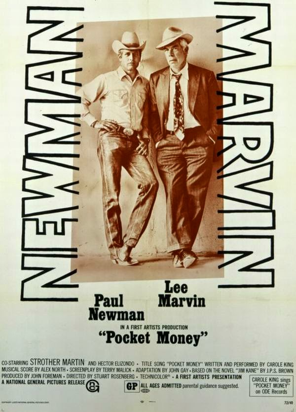 Paul Newman and Lee Marvin in Pocket Money (1972)
