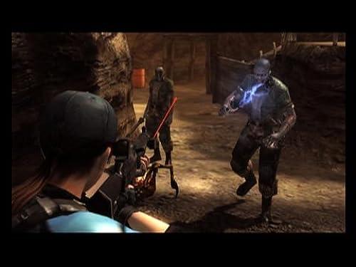 Resident Evil: The Mercenaries 3D (VG)