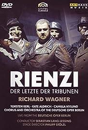 Rienzi, der letzte der Tribunen Poster